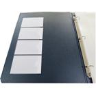 【契約書ファイル規格品】レザータイプ(2つ折り リング式)