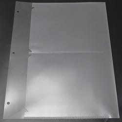 【】レザータイプ(内袋追加式)専用内袋領収書タイプ