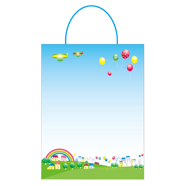 【紙袋】契約書ファイル用紙袋(無地)契約書ファイル用紙袋